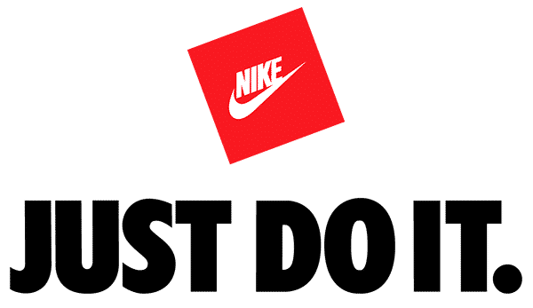 Logo Design   Pay Off   Nike - Just Do It.