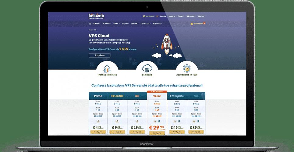BRiDWEB | Keliweb, Cloud