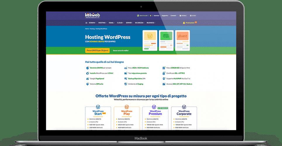 BRiDWEB | Keliweb, Hosting WordPress