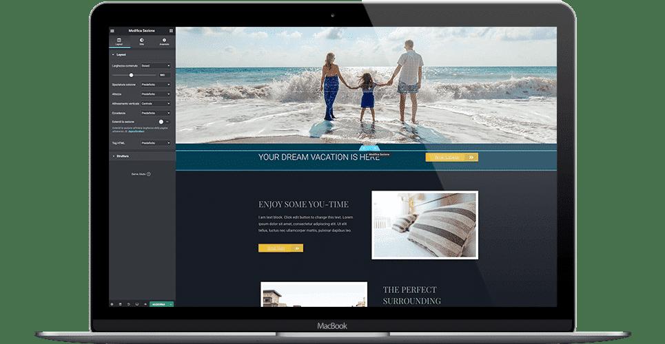 BRiDWEB | Sviluppo, Stili e caratteri