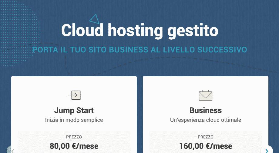 SiteGround Partner - Cloud Hosting