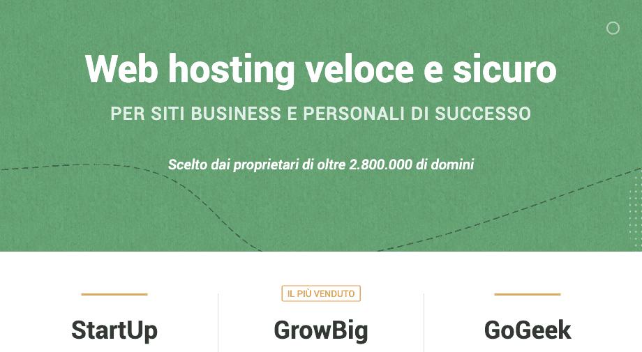 SiteGround Partner - Web Hosting