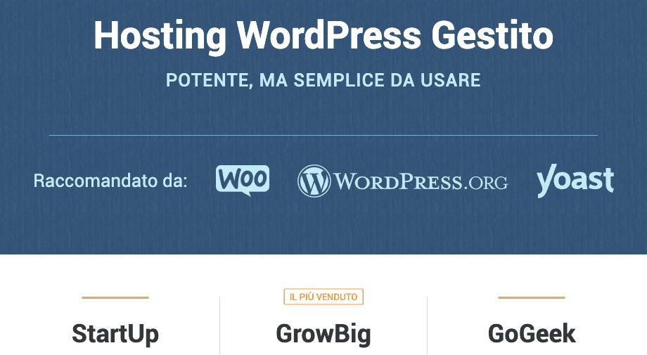 SiteGround Partner - WordPress Hosting